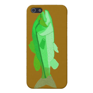 Largemouth bass iphone case iPhone 5 cases