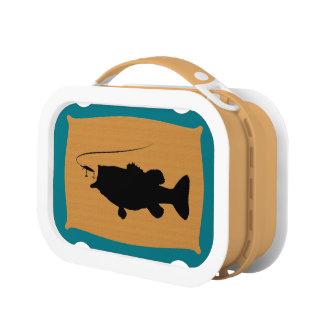 Largemouth Bass Lunch Box