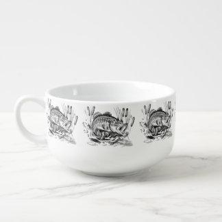 Largemouth Bass Soup Mug