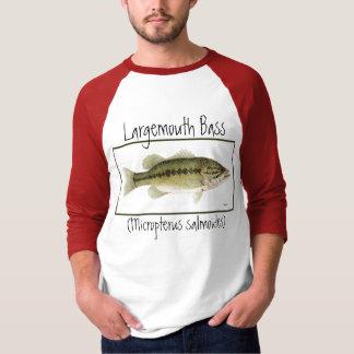 Largemouth Bass Tshirts