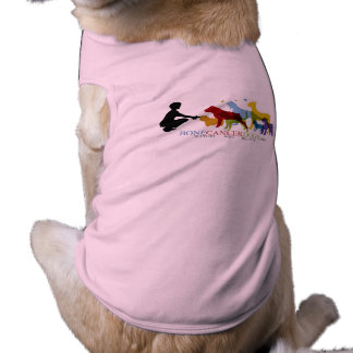Larger Dog Muscle Tee - Color Logo