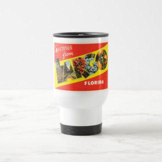 Largo Florida FL Old Vintage Travel Souvenir Travel Mug