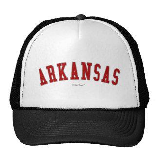L'Arkansas Casquettes De Camionneur