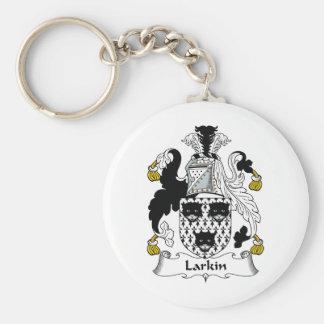 Larkin Family Crest Keychain