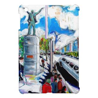 larkin monument oconnell street dublin iPad mini cover