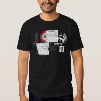 L'Armée de l'Air italienne Mussolini Tee-shirt