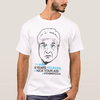 Larry Can Kick your *SS T-Shirt