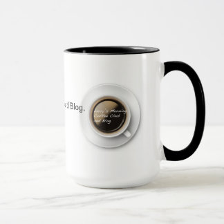 Larry's Morning Coffee Club Official Mug