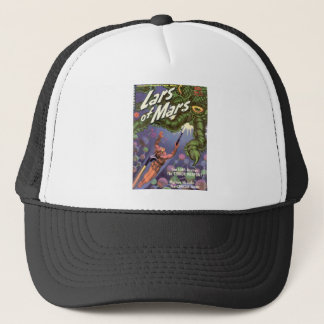 Lars of Mars and the Bug-eyed Tentacle Monster Trucker Hat
