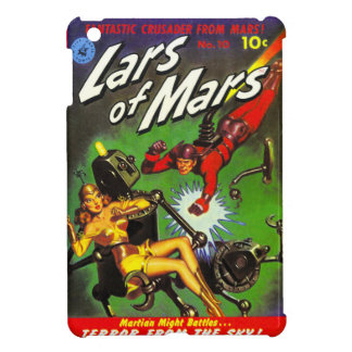 Lars of Mars iPad Mini Cover