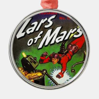 Lars of Mars Metal Ornament