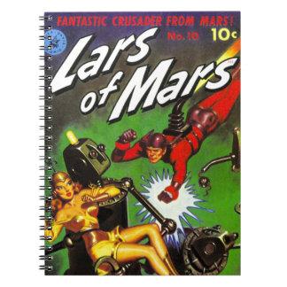Lars of Mars Notebooks