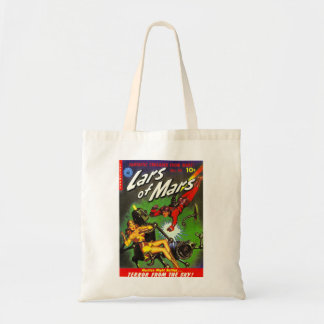 Lars of Mars Tote Bag
