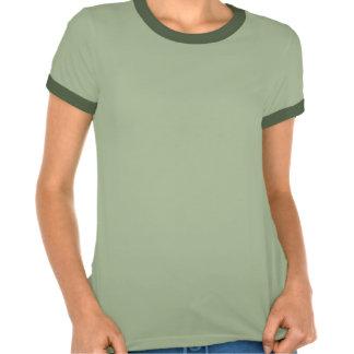 L'art déco chic_green t-shirts