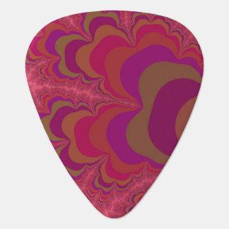 L'artiste sombre de fractale d'amour a conçu onglet de guitare