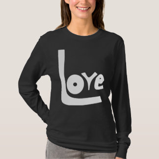 LaRueSkye: Love Long-Sleeved Shirt