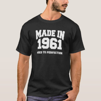 Larva in 1961 - Aged ton perfection T-Shirt