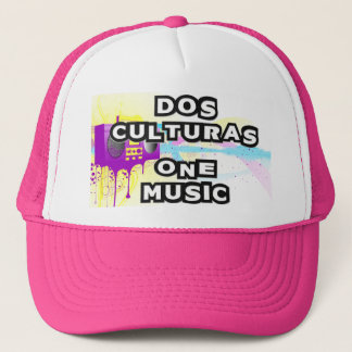"Las Caprice ""Dos Culturas One Music"" Hat"