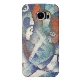Las Caras Samsung Galaxy S6 Case
