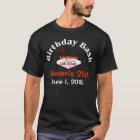 Las Vegas 21st Birthday Male T-Shirt