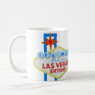 Las Vegas  30thBirthday Coffee Mug
