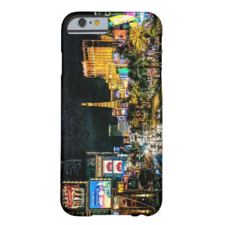 Las Vegas At Night Barely There iPhone 6 Case