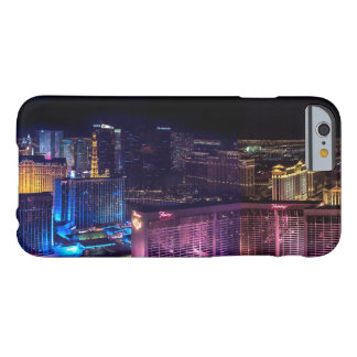 Las Vegas at Night Skyline iPhone Case