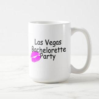 Las Vegas Bachelorette Party Classic White Coffee Mug
