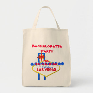 Las Vegas Bachelorette Party personalized Tote Bag