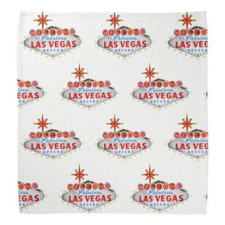 Las Vegas Bandana - The Las Vegas Welcome Sign