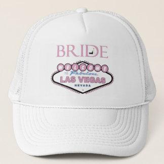 LAS VEGAS BRIDE Hat