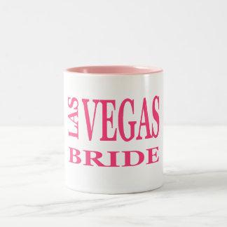 LAS VEGAS BRIDE PINK Mug