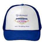 Las Vegas Bridesmaid Hat.