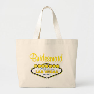 Las Vegas Bridesmaid Tote Bag