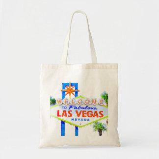 Las Vegas Budget Tote Bag
