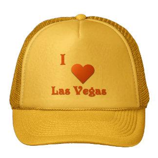 Las Vegas -- Burnt Orange Trucker Hats