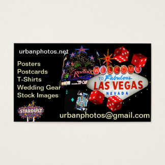 Las Vegas Business Cards