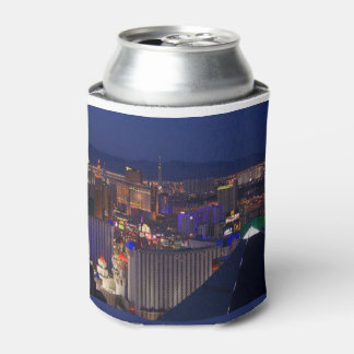 LAS VEGAS CAN WRAPPER CAN COOLER
