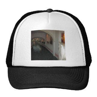 LAS VEGAS Canals below Resorts Hotels Casinos City Trucker Hat