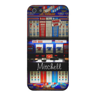 Las Vegas Casino Slot Machin Personalized Case For iPhone 5/5S