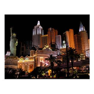 Las Vegas Casino Strip Nevada Post Card