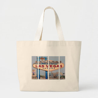 Las Vegas Cheerful Tote Bag