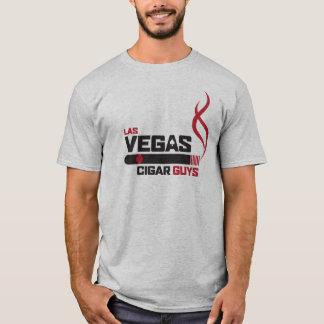 """Las Vegas Cigar Guys """"Eat. Gamble. Smoke."""" T-Shirt"""