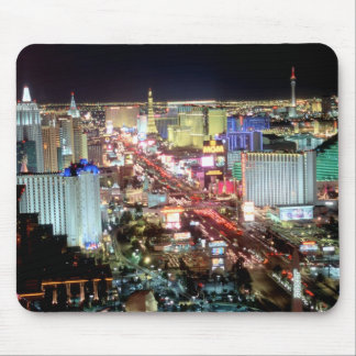 Las Vegas City Mousepad