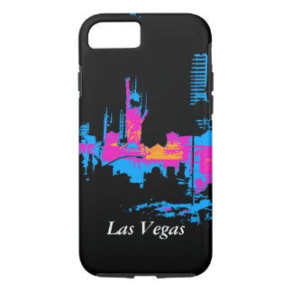 Las Vegas Cityscape iPhone 8/7 Case