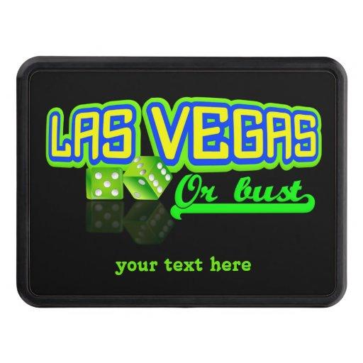 Las Vegas custom hitch cover