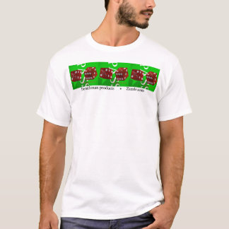 Las Vegas Dice III (front) T-Shirt