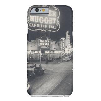 Las Vegas du centre rétro Coque Barely There iPhone 6