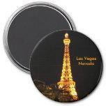 Las Vegas Eiffel Tower Magnet
