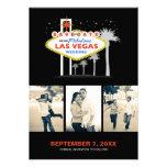 Las Vegas épousant l'Économie-le-date Faire-parts
